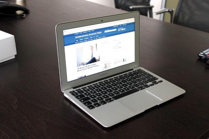 MacBook Air Review 2012