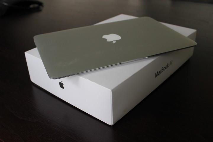 MacBook Air 2012 Review
