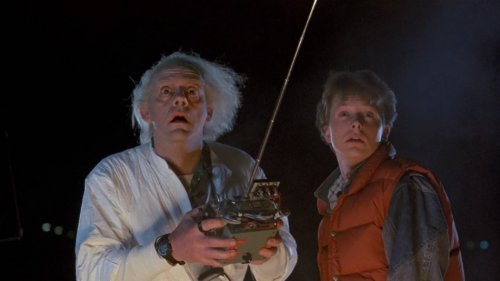Back to the Future (1985), 2 (1989), 3 (1990)