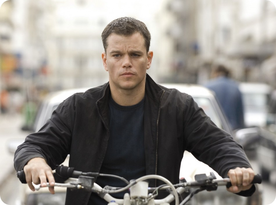 The Bourne Identity2002, The Bourne Supremacy 2004 The Bourne Ultimatum 2007
