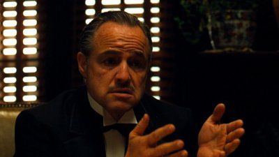The Godfather 1972, 2 1974, 3 1990