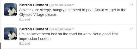 Kerron Clement twitter