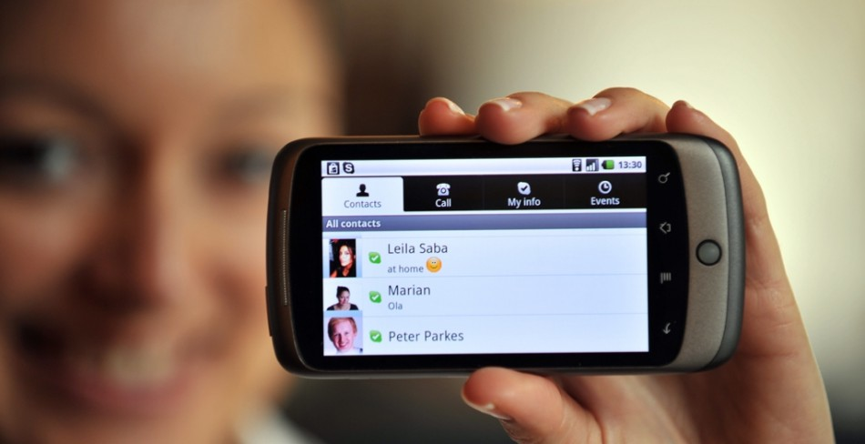 skype for Android glitch software bug instant messaging