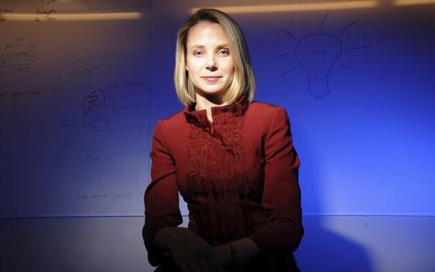 Marissa Mayer Yahoo CEO Google