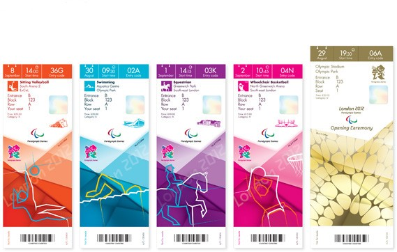 Olympic tickets