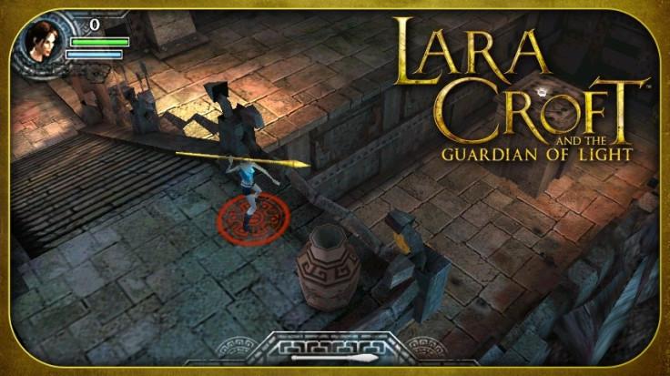 Lara Croft Guardian Light Sony Xperia S-Ion-Play Store