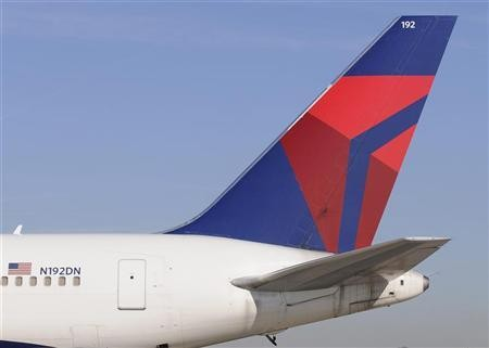 One passenger aboard a Delta plane was injured after biting into a sandwich containing a needle (Reuters)