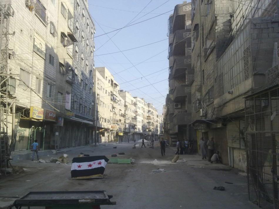 Damascus Battle