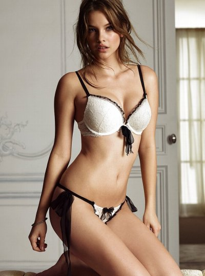 Victorias Secret London Soon to Open Angel Barbara Palvin, Hotter Than Miranda Kerr