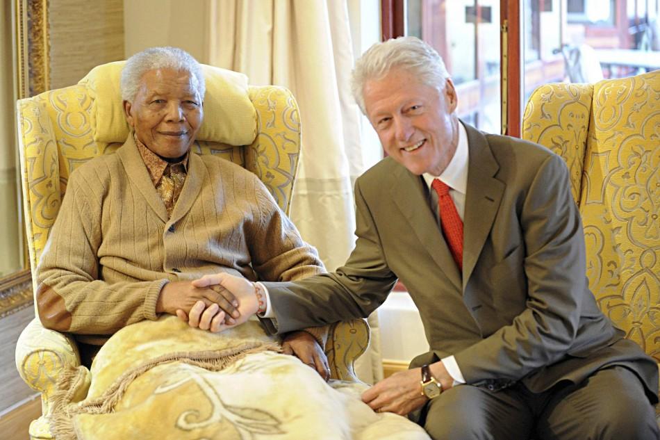 Happy Birthday Nelson Mandela
