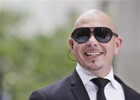 Pitbull confirms he will visit Walmart in the town of Kodiak, Alaska (Reuters)
