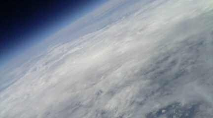Raspberry Pi in Space in the Sky image earth atmosphere