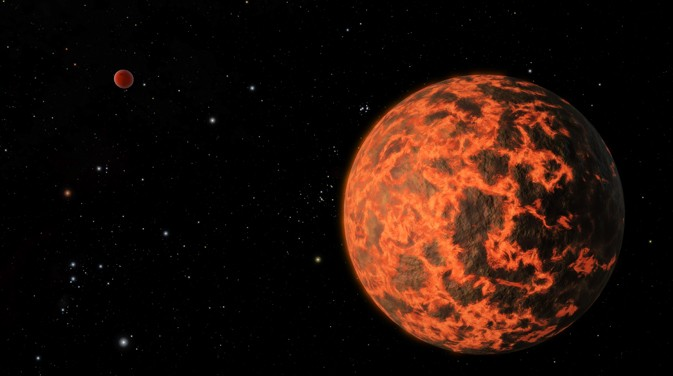 Two-thirds Earth-sized Exoplanet Found Very Close To Our Solar System