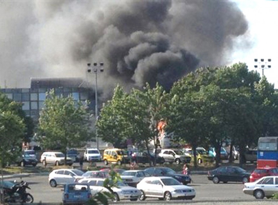 Bulgaria blast
