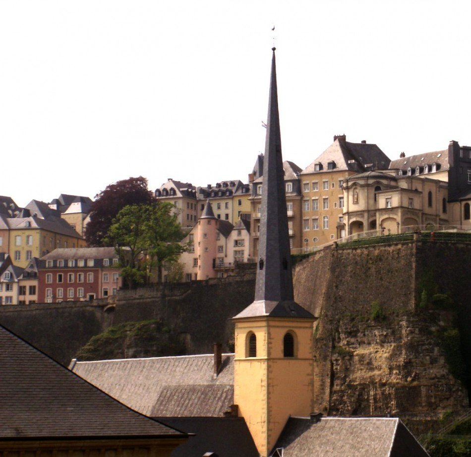 8. Luxembourg