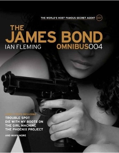 James Bond Omnibus Volume 004 UK Manga Release List Schedule Japanese Comics US Graphic Novels