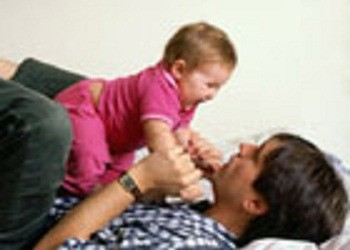 Children Behaviour Problems Linked with Father-Infant Interaction