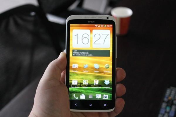 HTC One X Jelly Bean Update