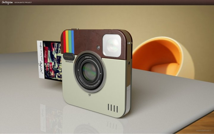 Socialmatic Camera Prototype Due Before the End of 2012