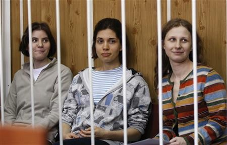 Rock Band On Trial In Russia
