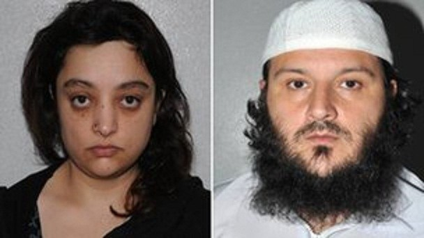 Shasta Khan and Mohammed Sajid Khan have been jailed for planning a terrorist attack (GMP)
