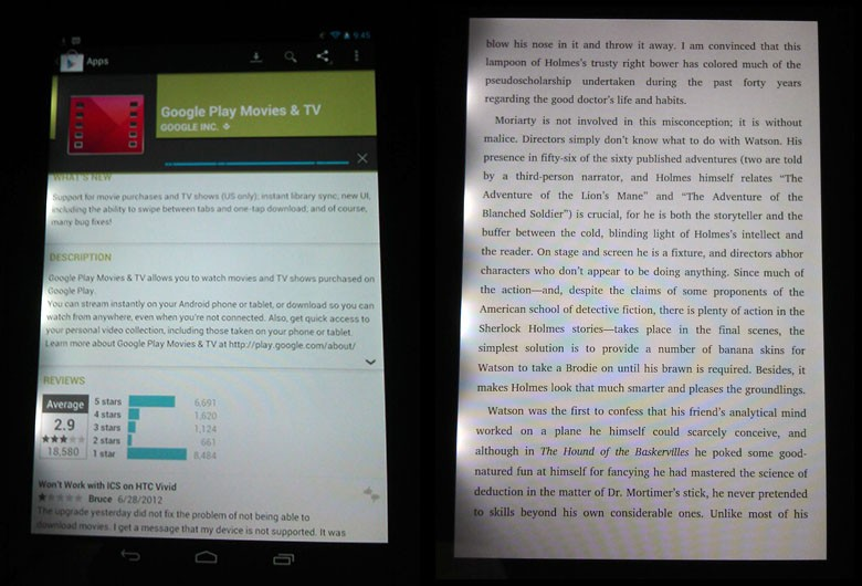 Google Nexus 7 Issues Roundup: Backlight Bleeding, Charging and Touchscreen Responsiveness [VIDEO]