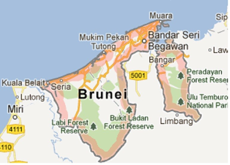 Brunei Helicopter Crash kills 12