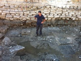 Evidence of Existence of 2300 Year Old Largest Harbour of Israel Found