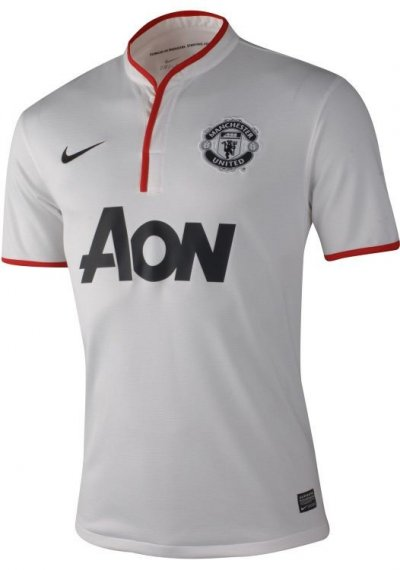 Manchester United 201213 away kit
