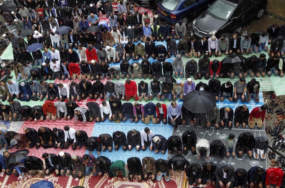 London Olympics and Ramadan