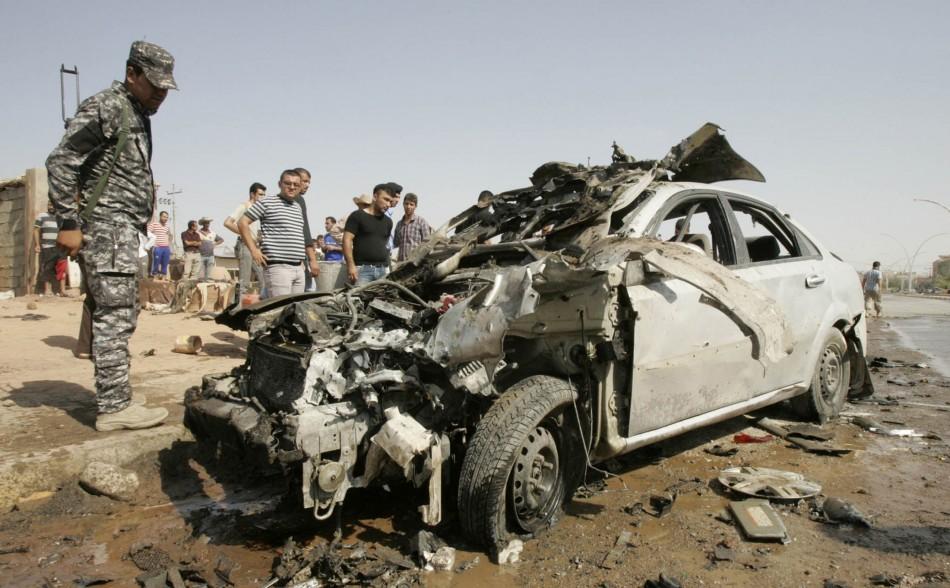 Kirkuk Bombing