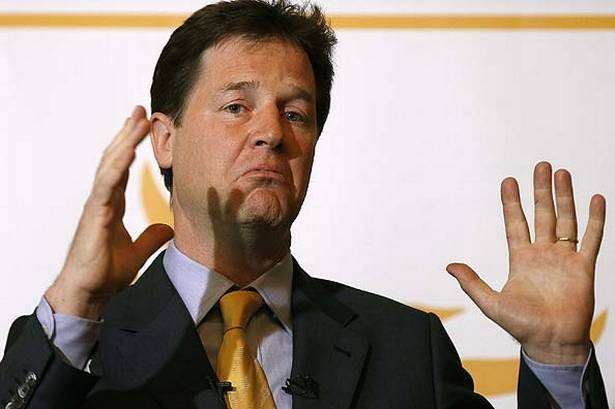 Nick Clegg has said he would definitely attempt to form a coalition government with Labour's Ed Miliband (Reuters)