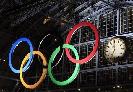 Smartphones stolen olympics