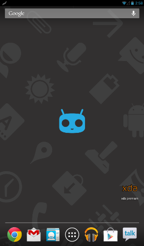 How to Install Android 4.1 Jelly Bean with CM10 on Galaxy Tab P1000 [GUIDE]