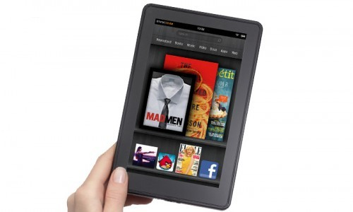 Kindle Fire 2 7in and 10in