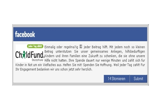 07 German Trusteer Malware Targets Facebook Users with Children's Charity Scam
