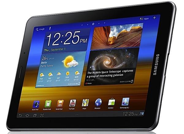 Galaxy Tab 7.7 EU Ban