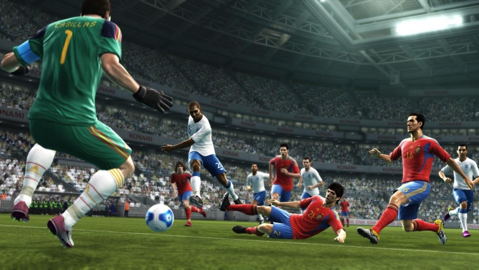 Pro Evolution Soccer PES Konami London Studio