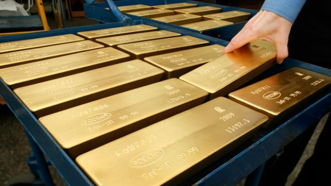 Gold Futures Post Gains
