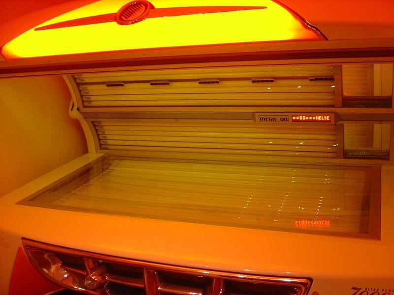 Sunbeds Causes Skin Cancer