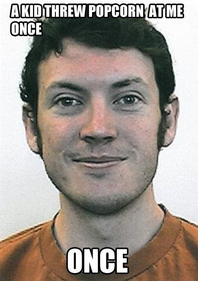 James Holmes Tribute