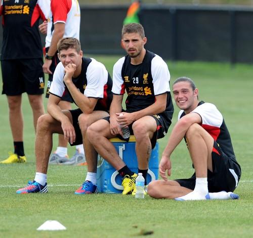 Gerrard Borini Carroll