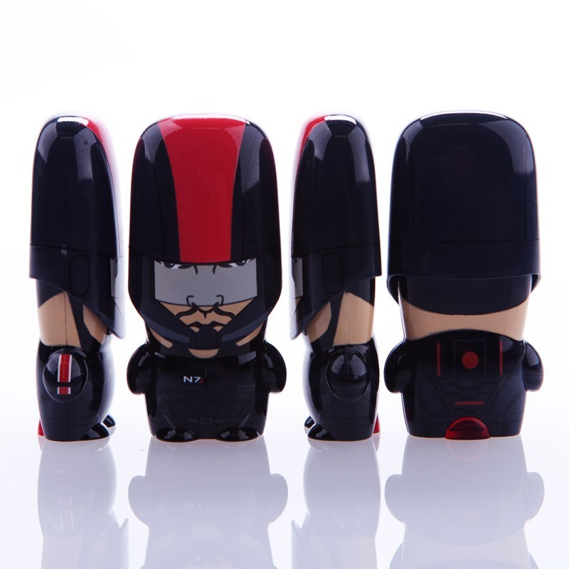 Mass Effect 3 Mimobot Flash Drives Unveiled with ME3 DLC Bonus Items and Extras