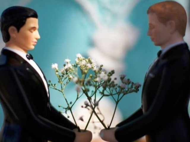 Gay Marriage (Reuters)