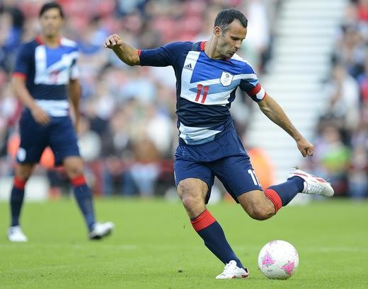 Ryan Giggs - Team GB