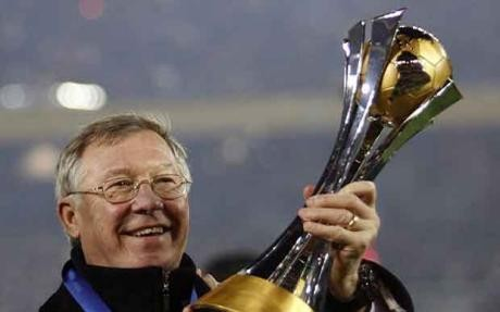 Alex Ferguson - Club World Cup