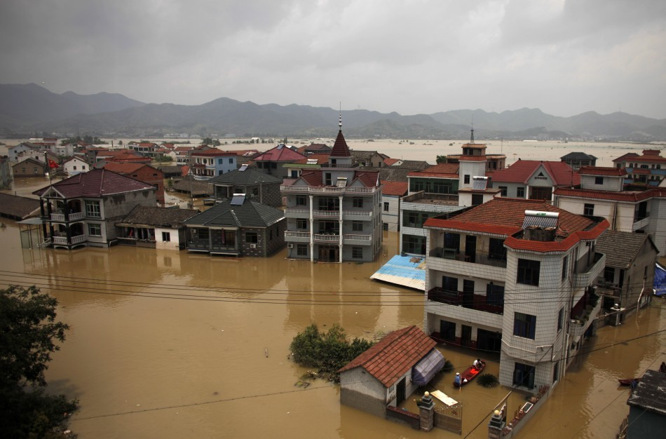 Beijing Floods