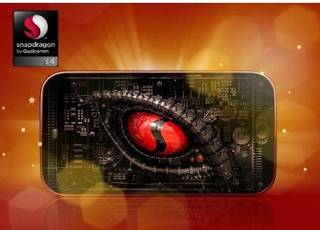 Qualcomm's Snapdragon S4 Pro