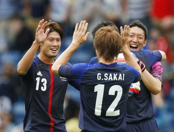 Japan Stun Spain