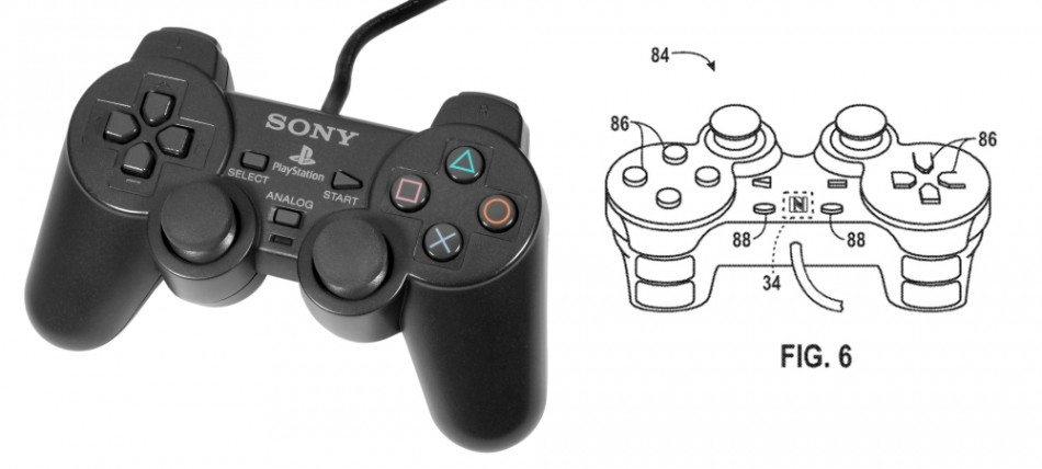 Apple Adds Patent for DualShock-style Game Controller for Apple TV